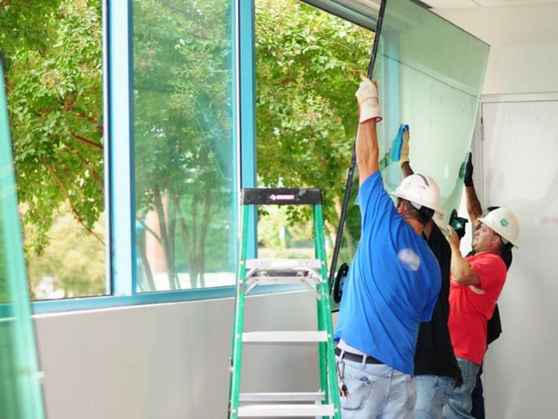 reparacion y sustitucion de vidrios y cristales